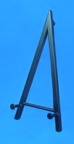 "14"" Black Metal Easel - 45-114"