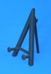 "6"" Black Metal Easel - 45-106"
