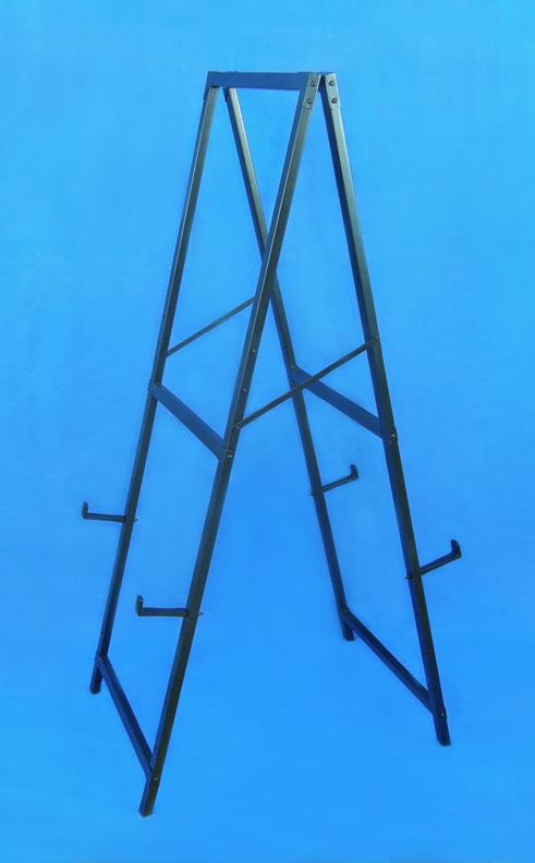 60 Quot 2 Sided Easel Black