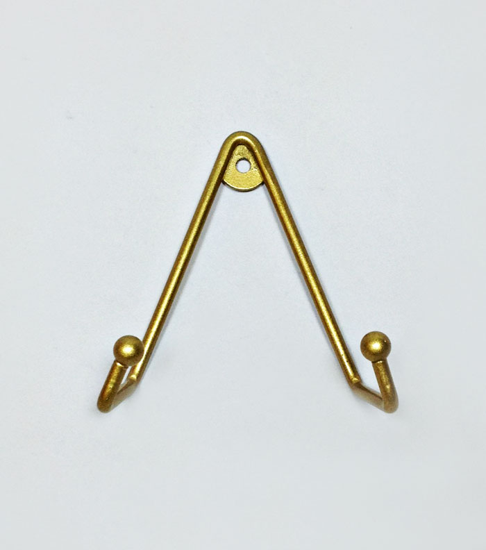 Metal Wall Plate Hangers  sc 1 st  Easels By Amron & Unique Wall Plate Hangers
