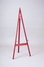 "58"" Adjustable Rosewood Wood Easel Easels, Floor Easel, Metal Easel, Wood Easel"