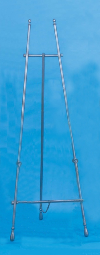 metal adjustable floor easel by amron