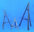iron display easel by amron