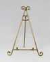 "13"" Antique Brass Easel - 44-453"