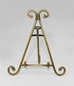 "7"" Antique Brass Easel - 44-457"