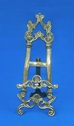 "10"" Brass Ornate Easel - 40-810"