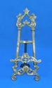 "16"" Brass Ornate Easel - 40-816"