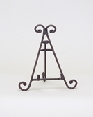 iron decorative easel by amron