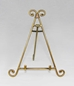 "10"" Antique Brass Easel - 44-450"