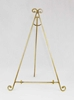 "25"" Antique Brass Easel - 44-459"
