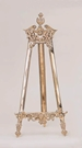 decorative brass easels by amron