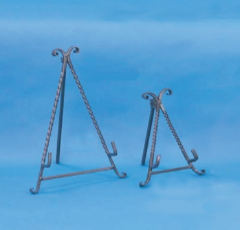 iron decorative display easel by amron