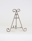 decorative pewter display easel by amron