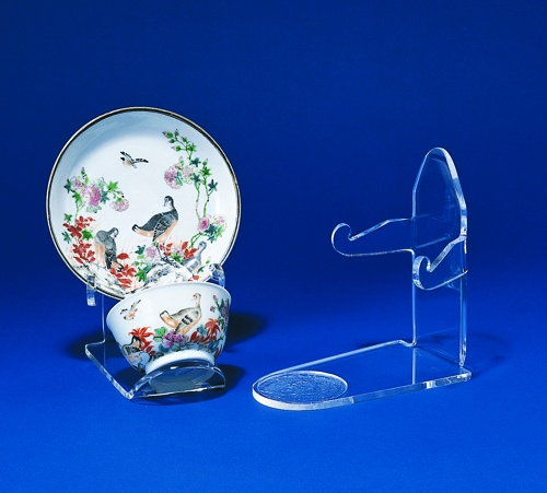 Cup And Saucer Display Stands And Holders Magnificent Cup And Saucer Display Stands